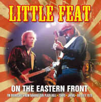 Little Feat : On the Eastern Front CD (2015) ***NEW*** FREE Shipping, Save £s
