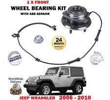 pour Jeep Wrangler 2.8dt 3.8 2006-2010 NEUF 1 x Roulement roue avant MOYEU Kit