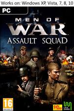 Men of War: Assault Squad PC Game Windows XP Vista 7 8 10