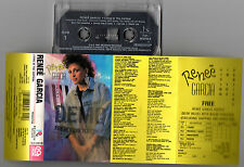 RENEE GARCIA Living In The Vertical 1987 cassette REUNION RARE Chrome DEMO