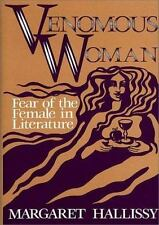 Venomous Woman: Fear of the Female in Literature (Contributions in Wom-ExLibrary