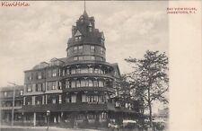 Postcard Bay View House Jamestown Ri
