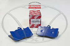 LEXUS GS430 GS350 IS350 IS-C 06 -12 FRONT OEM NEW 04465-30450 BRAKE PAD SET