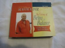 Dr Wayne Dyer The Essence of Being in Balance Audio Book