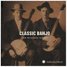 Classic Banjo From Smithsonian Folkways - Classic Banjo