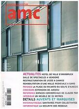 AMC n°131 2003 PERRAULT + PENEAU +FREYTET + PARENT+ PARIS POSTER GUIDE