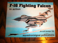 """USA. F-16 Falcon """"In Action"""" Series."""