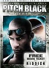 Pitch Black Dvd 2000