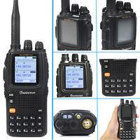 New Wouxun KG-UV9D PLUS Dual Band / Cross-Band Ripetitore FM 2-Way Radio