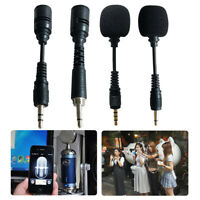 Mini Portable Capacitive HiFi Microphone Mic for Mobile Phone Recording Karaoke