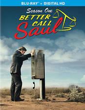BETTER CALL SAUL: Season One 1  (Blu-ray Disc, 2015) - NEW, slipcase.