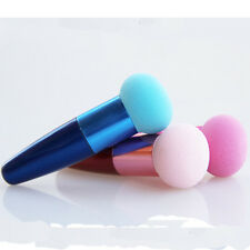 Pinceau éponge souple femmes champignon portable bien-être 10.1×2.4cm Maquillage
