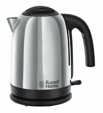 Russell Hobbs 20071 Cambridge Polished Stainless Steel 1.7L Rapid Boil Kettle