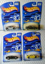 (4) Hot Wheels Ferrari cars 360 Modena, 308, 456M,F355 *NEW*