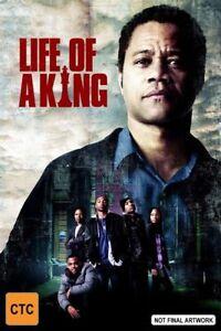 Life Of A King (Blu-ray, 2014)*Terrific Condition*Cuba Gooding Jnr