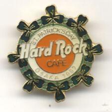 Hard Rock Cafe Osaka St Patrick's Day 1997 Pin