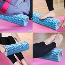 Yoga Foam Roller Massage Roll Trigger Point Body Exercise Home Fitness Physio