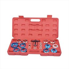21Pc Universal Crank Oil Seal Remover Kit Crankshaft Puller Adaptor Car Tool Set