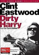 DIRTY HARRY Clint Eastwood SPECIAL EDITION 2DVD NEW