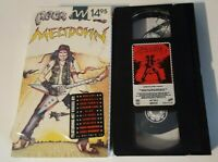 Rock N' Roll Meltdown VHS 1988(Deep Purple,Kiss,LA Guns,Cinderella,Bon Jovi)