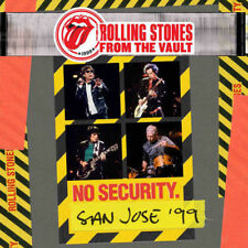 The Rolling Stones : From the Vault: San Jose 1999 3 LP VINYL 2018 NEW