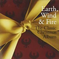 EARTH WIND & FIRE - THE CLASSIC CHRISTMAS ALBUM CD *NEW*