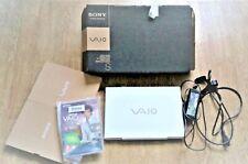 Ordinateur Sony Vaio VPC SB1S1E White & Silver - computer.