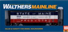 HO Scale Walthers MainLine 910-2813 Bangor & Aroostook 6336 50' Insulated Boxcar