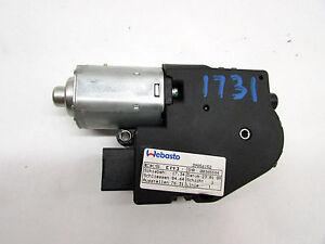 2008 VOLVO S80 T6 SUNROOF MOTOR 39856452 OEM 07 08 09 10 11
