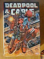 Deadpool and Cable Omnibus great condition
