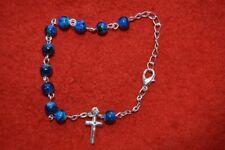 Réf 05 bracelet religieux fille dizainier chrétien dévotion pèlerinage chapelet