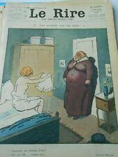 1913 Original Print Humour Les Quinze ans de Nini un pantalon fermé