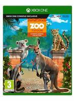 Zoo Tycoon Ultimate Animal Edition Xbox One **FREE UK POSTAGE!!**