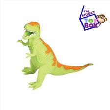 Squishy Dinosaur Tyrannosaurs sensory squeezable stress toy kids green
