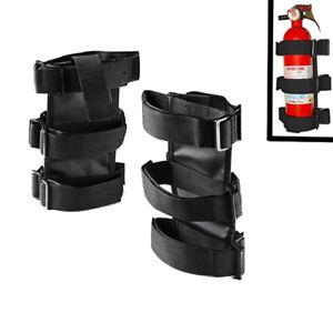 Fire Extinguisher Mount Adjustable Roll Bar Holder For Jeep Wrangler CJ TJ JK JL