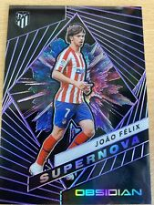 Panini Obsidian Soccer Joao Felix 27/65 Supernova Atletico De Madrid