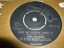 EDDIE KENDRICKS - KEEP ON TRUCKIN PART 1 / KEEP ON TRUCKIN PART 2