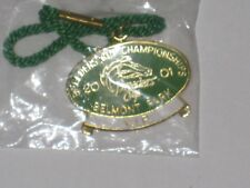 2001 Breeders' Cup VIP Guest Pin (Belmont Park)