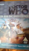 Doctor Who - Delta and the Bannermen - BBC UK - Region 2  Sylvester McCoy Dr Who
