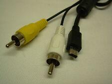 AV TV Camera Cable For Fujifilm FinePix Z1 Z2 Z3 Z3Ffd Z5 Z5fd v10 m603 026