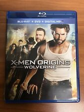 X-Men Origins: Wolverine (Blu-ray/DVD, 2014)