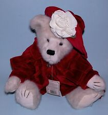 Boyds Bears plush 16 in. jointed bear Francesca LaFlam, #912026 New Archive Col.