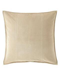 Ralph Lauren Home Mariella Collection Reydon Suede Square Pillow