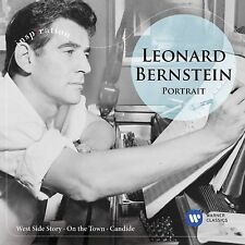 LEONARD BERNSTEIN: PORTRAIT - LITTON,ANDREW/BOSO INSPIRATION SERIES  CD NEUF
