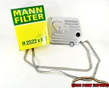 BMW 540i 740i 740iL X5 Range Rover Transmission Filter MANN 24341422673
