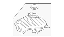 Genuine Water Pipe O-Ring fits 2010-2015 Jaguar XKR XF,XFR,XJ,XK,XKR F-Type  FBS