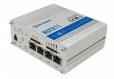 TELTONIKA LTE Cat6 Industrial Cellular Router RUTX11, UK version