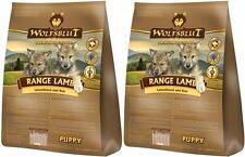 Wolfsblut Range Lamb Puppy 2 x 15 kg Lamm Hundefutter
