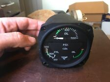 Cessna twin combination engine gauge