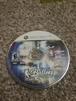 Microsoft Xbox 360 Disc Only Tested NBA Ballers Chosen One RESURFACED FAST SHIP